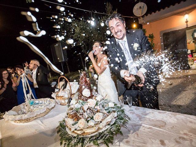 Il matrimonio di Andrea e Sara a Poggio Mirteto, Rieti 28