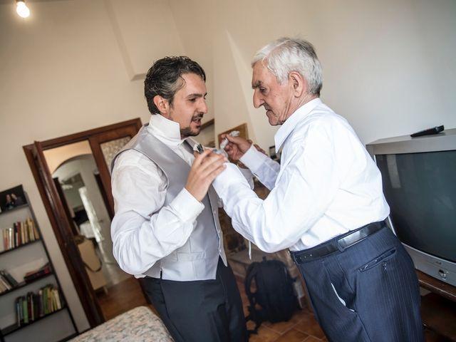 Il matrimonio di Andrea e Sara a Poggio Mirteto, Rieti 31