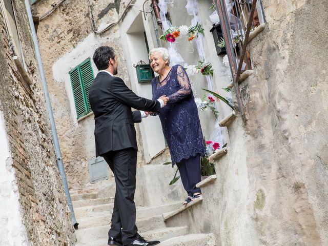 Il matrimonio di Andrea e Sara a Poggio Mirteto, Rieti 33