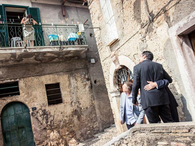 Il matrimonio di Andrea e Sara a Poggio Mirteto, Rieti 34