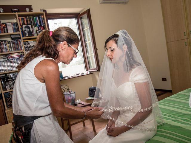 Il matrimonio di Andrea e Sara a Poggio Mirteto, Rieti 37