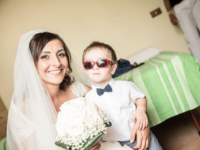 Il matrimonio di Andrea e Sara a Poggio Mirteto, Rieti 38