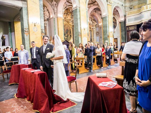 Il matrimonio di Andrea e Sara a Poggio Mirteto, Rieti 39