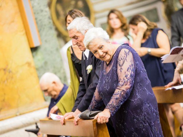 Il matrimonio di Andrea e Sara a Poggio Mirteto, Rieti 40