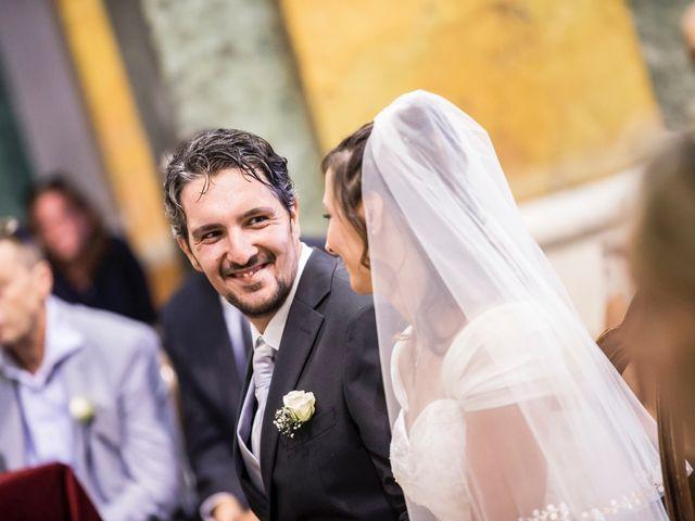 Il matrimonio di Andrea e Sara a Poggio Mirteto, Rieti 42