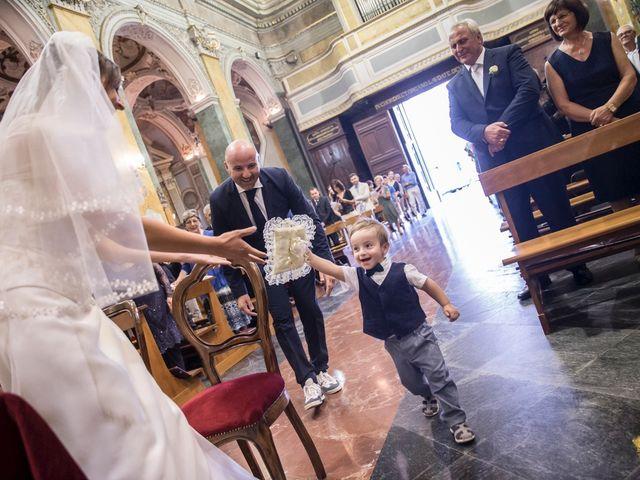 Il matrimonio di Andrea e Sara a Poggio Mirteto, Rieti 44