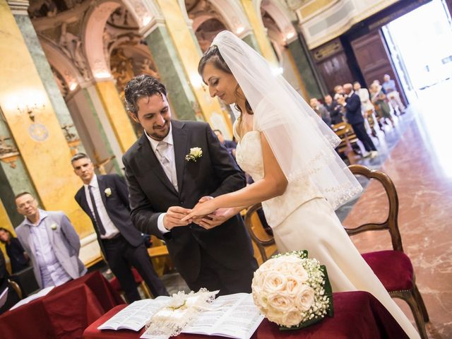 Il matrimonio di Andrea e Sara a Poggio Mirteto, Rieti 46