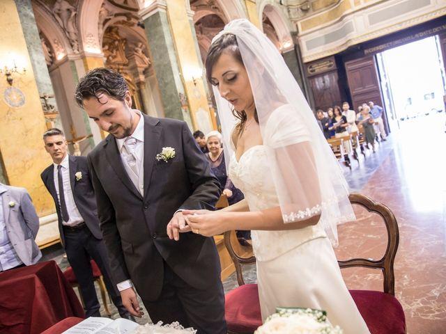 Il matrimonio di Andrea e Sara a Poggio Mirteto, Rieti 47