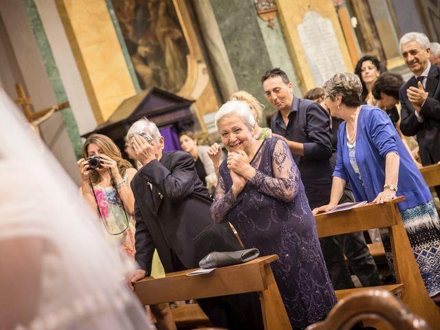 Il matrimonio di Andrea e Sara a Poggio Mirteto, Rieti 49