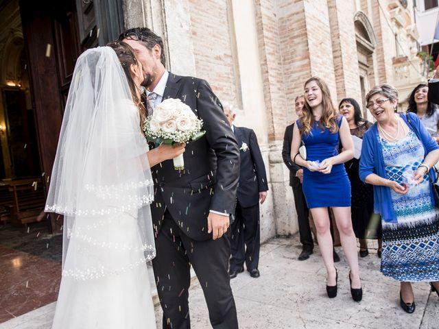 Il matrimonio di Andrea e Sara a Poggio Mirteto, Rieti 52