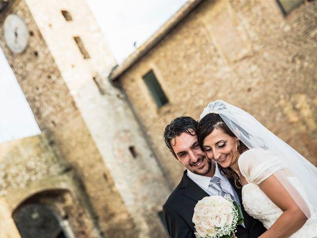 Il matrimonio di Andrea e Sara a Poggio Mirteto, Rieti 53