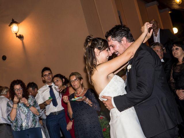 Il matrimonio di Andrea e Sara a Poggio Mirteto, Rieti 56