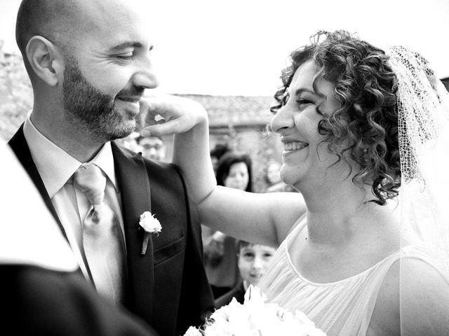 Il matrimonio di Salvatore e Licia a Santa Venerina, Catania 17