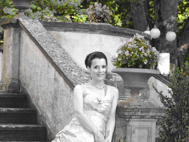 Il matrimonio di Alessandro e Giusy a Monsummano Terme, Pistoia 25