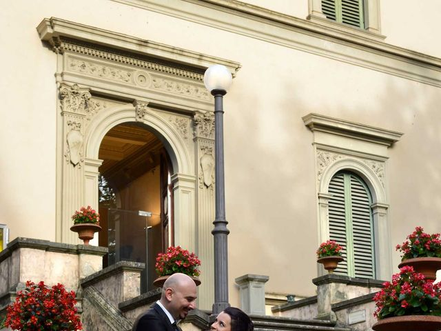 Il matrimonio di Alessandro e Giusy a Monsummano Terme, Pistoia 27