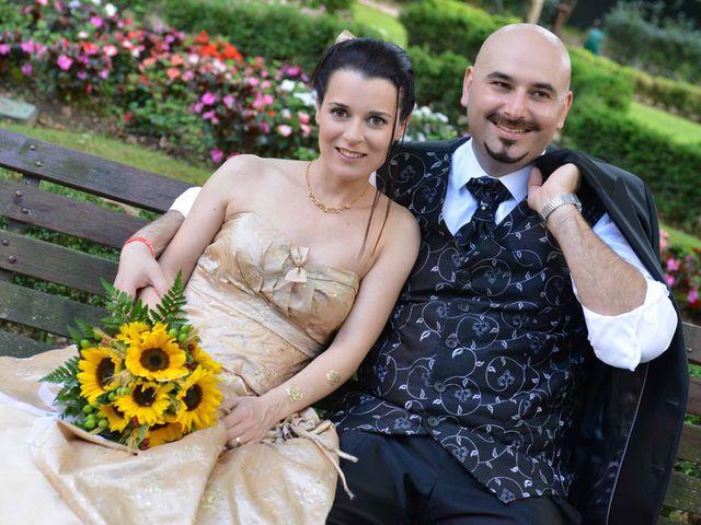 Il matrimonio di Alessandro e Giusy a Monsummano Terme, Pistoia 31