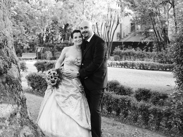 Il matrimonio di Alessandro e Giusy a Monsummano Terme, Pistoia 33