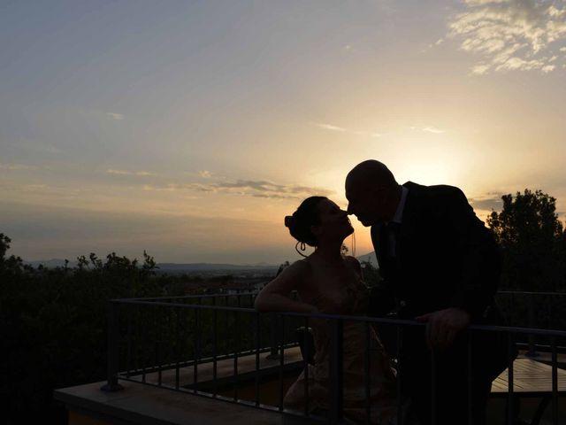 Il matrimonio di Alessandro e Giusy a Monsummano Terme, Pistoia 2