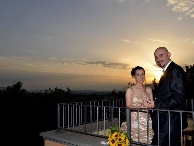 Il matrimonio di Alessandro e Giusy a Monsummano Terme, Pistoia 42