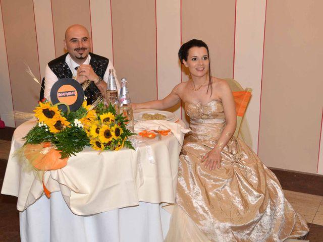 Il matrimonio di Alessandro e Giusy a Monsummano Terme, Pistoia 51