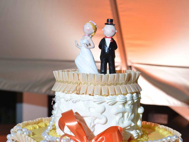 Il matrimonio di Alessandro e Giusy a Monsummano Terme, Pistoia 56