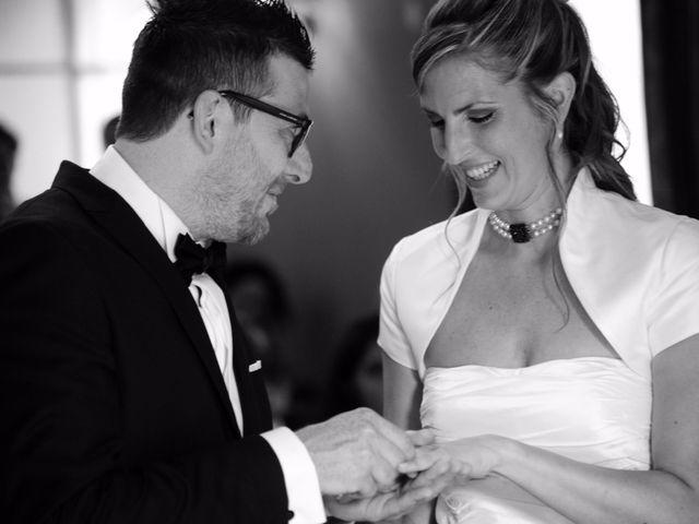 le nozze di Luisa e Ivano