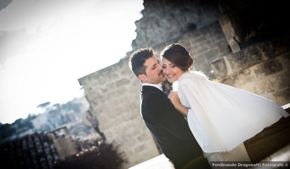 Il matrimonio di Raffaella e Domenico a Matera, Matera