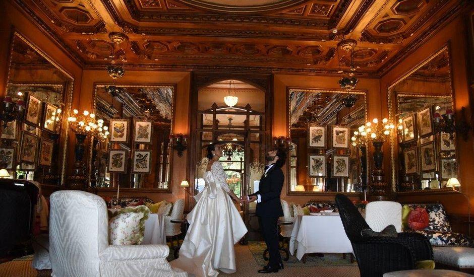 Il matrimonio di Nicola e Ada a Gardone Riviera, Brescia