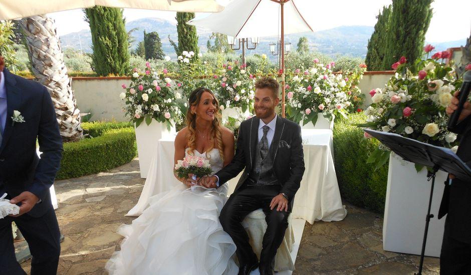 Il matrimonio di Sara e Santo a Bolognetta, Palermo