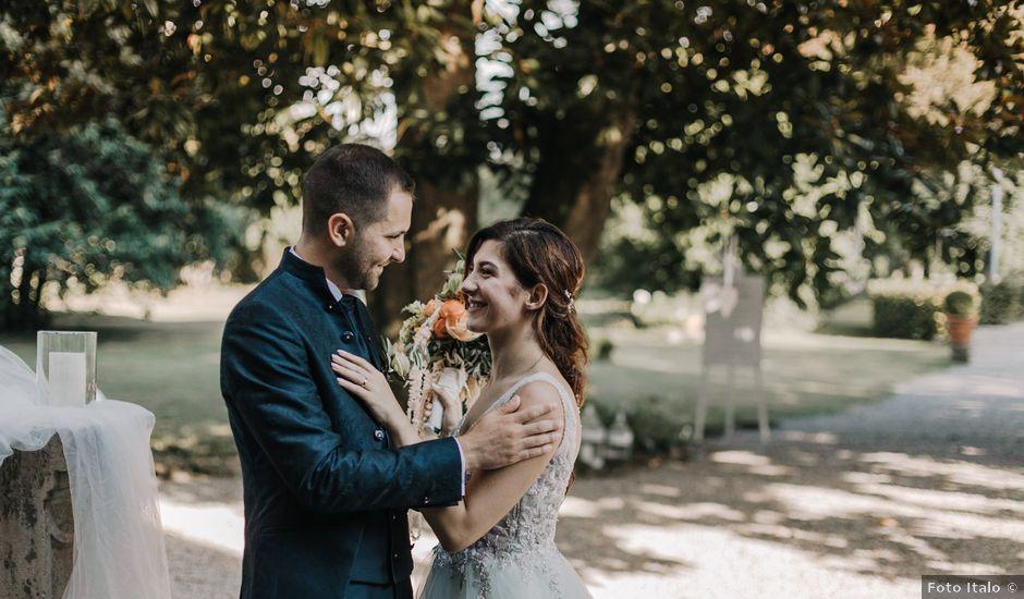 Il matrimonio di Clarissa e Angelo a San Vito al Torre, Udine