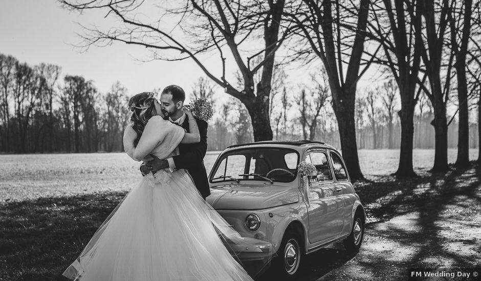 Il matrimonio di Luca e Stefania a Nova Milanese, Monza e Brianza