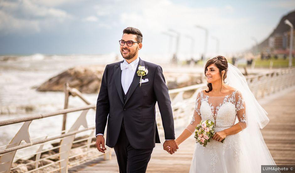 Il matrimonio di Raffaele e Valeria a Pesaro, Pesaro - Urbino