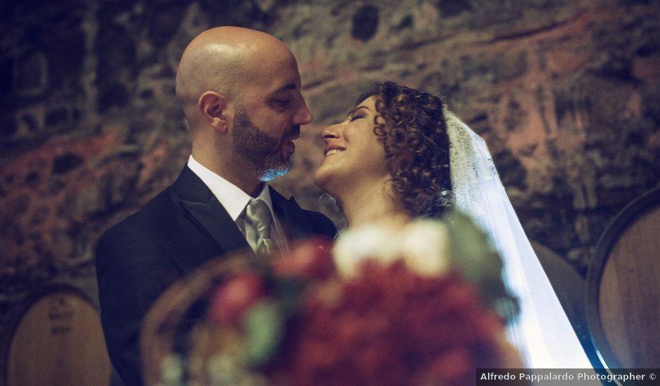Il matrimonio di Salvatore e Licia a Santa Venerina, Catania