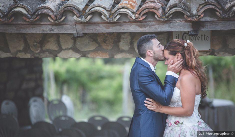 Il matrimonio di Luca e Daniela a Pescara, Pescara