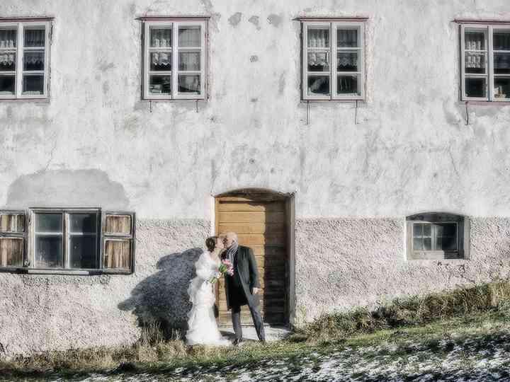 Le nozze di Diego e Roberta