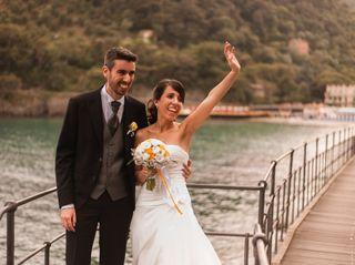 Le nozze di Gloria e Diego