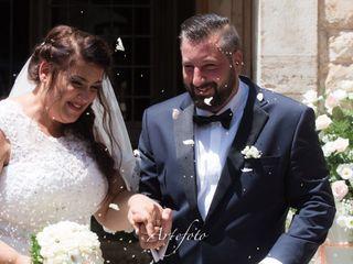 Le nozze di Antonio  e Alessandra  1
