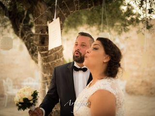 Le nozze di Antonio  e Alessandra  3
