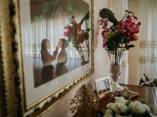 Le nozze di Tania e Mario 1