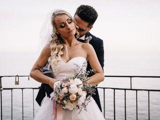 Le nozze di Sonia e Emiliano