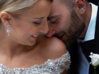 Le nozze di Luisa e Yuri