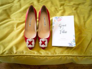 Le nozze di Grace e Fabio 2