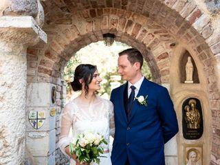 Le nozze di Anna e Florent 2