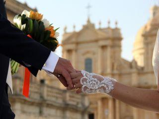 Le nozze di Daiana e Andrea