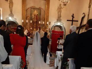 Le nozze di Luz Maria  e Gianluca 1