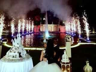 Le nozze di Roberto e Denise