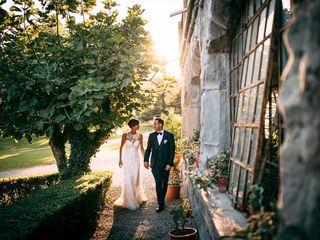 Le nozze di Anastasia e Massimo