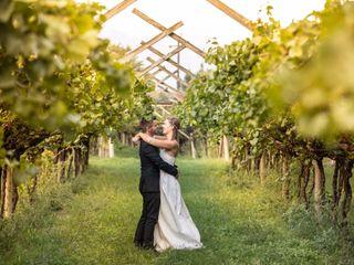 Le nozze di Stephanie e Mattia 1