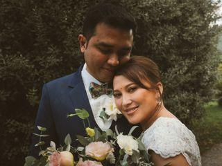 Le nozze di Via e Jamie 1