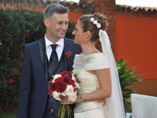 Le nozze di Mariangela e Mattia